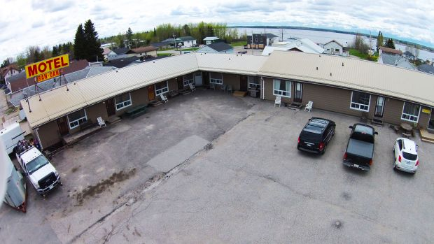RanDan Motel Longlac ON