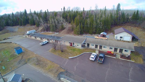 Pinecrest Motel Nipigon ON