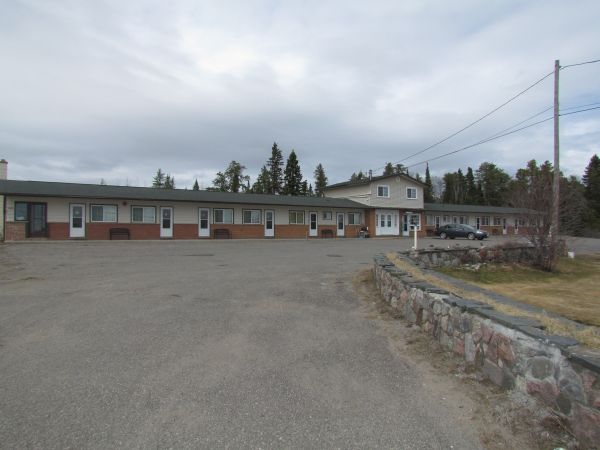 Town and Country Motel, Nipigon ON