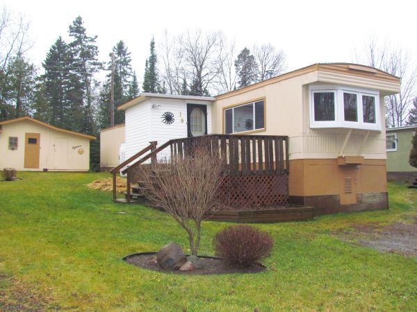 18 Wildrose Trailer Park Gorham ON